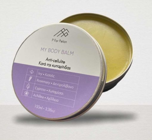 My Body balm Καταπολέμηση κυτταρίτιδας και σύσφιξη δέρματος με κισσό και κυπαρίσσι 100ml