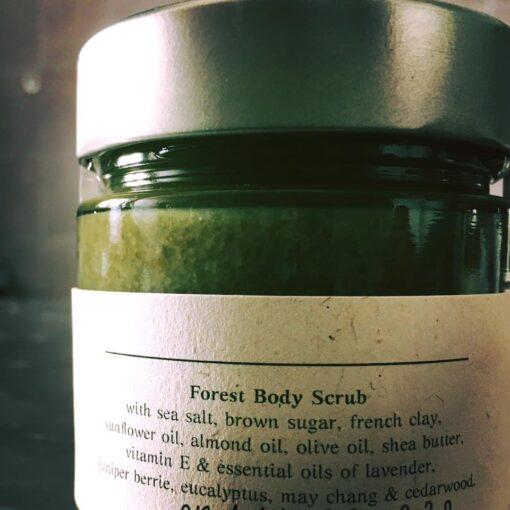 Body Scrub Forest/ Του δάσους