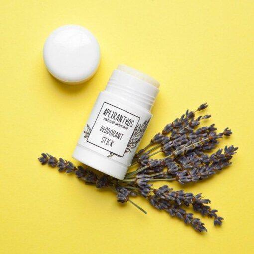 Tea tree & lavender deodorant stick 30ml